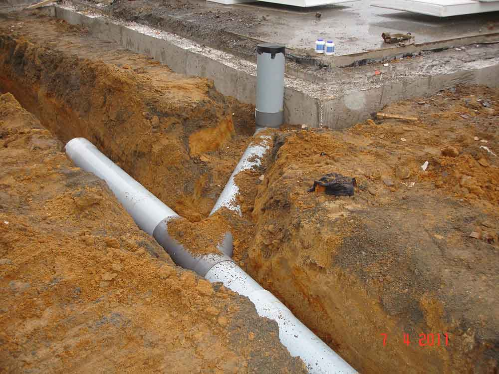 Sewer Piping